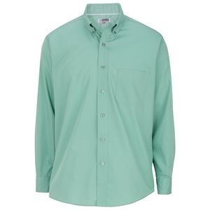 Jack Nicklaus Mens Tattersal Long Sleeve Button Down Woven Shirt